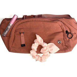 Lululemon NEW On The Beat Belt Bag *4.5L Copper